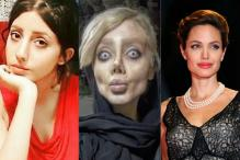'Zombie' Lookalike of Angelina Jolie Admits Her Entire Story Was a Lie