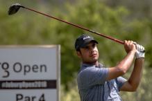 Shubhankar Sharma Holds Nerve to Claim Maiden Tour Win at Joburg Open
