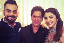 When Shah Rukh Khan Ruled the Dance Floor and Hearts at Virushka's Mumbai Reception