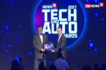Tech and Auto Show Awards 2017