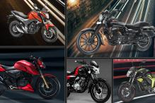 Top 5 Motorcycles Launched in 2017 Under Rs 1 Lakh