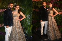 SRK to Sachin, Cine and Sports Stars Shine at Virushka's Mumbai Reception