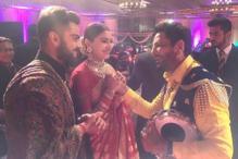 Gurdas Maan Showers Love On Virat Kohli-Anushka Sharma