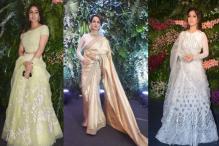 Katrina, Sara, Bhumi, Kangana And Others Ooze Glamour At Virushka's Mumbai Reception