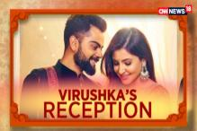 Anushka Sharma, Virat Kohli's Grand Reception In New Delhi