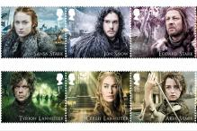 Game of Thrones Set to Occupy British Stamps