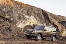 Mercedes-Benz Unveils 2018 G-Class SUV, Goes Jurassic Park with Original G-Wagen at Detroit