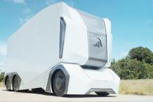 At Detroit Auto Show, Future High Tech is Present
