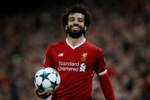Egypt's Mohamed Salah Named African Footballer of the Year