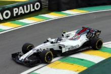 Formula One: Williams Pin their Hopes on Youngest Line-Up