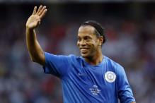 Brazil Legend Ronaldinho Hangs Up His Boots, Says Brother