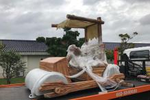 Malaysian Sultan Johar Gets his Own Flintstone Car