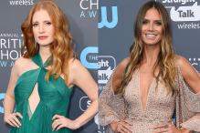 Hollywood Divas Sizzle at 23rd Annual Critics' Choice Awards