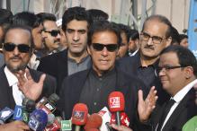 Pakistan's Imran Khan Says Meeting Donald Trump Would be 'Bitter Pill'