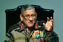 Scope to Ramp up Heat on Pakistan for Cross-border Terror: Army Chief Bipin Rawat