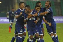 ISL: Nelson's Late Strike Helps Chennaiyin Secure Victory