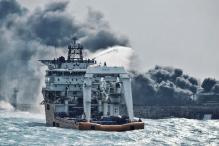 Burning Iranian Oil Tanker Sinks Off China Coast, 32 Crew Members Feared Dead