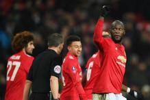 Romelu Lukaku Scores on Return As Manchester United Ease Past Derby