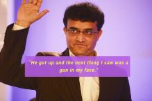 When Sachin Batted With Tissues in Underwear and Sourav Ganguly Was Held at Gunpoint