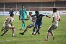 I-League: NEROCA Hand Spirited Indian Arrows 2-0 Defeat