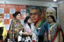 Triple Talaq Petitioner Ishrat Jahan Joins BJP in West Bengal