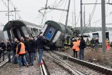 At Least 3 Dead After Commuter Train Derails Near Milan