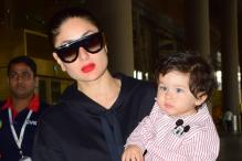 Taimur Ali Khan's 'Airport Look' Outshines Mom Kareena Again