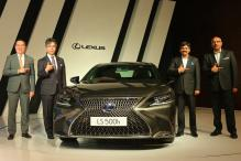 Lexus LS 500h Hybrid Sedan Launched in India for Rs 1.77 Crore
