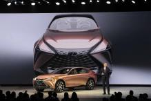 Lexus LF-1 Limitless Luxury Crossover Concept Revealed at Detroit Auto Show [Video]