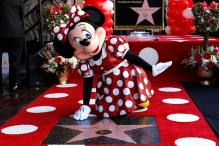 Minnie Mouse Gets a Star on Hollywood Walk of Fame; See Pics