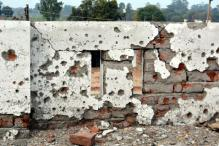 Surrounded by Pak on Three Sides, Mortar Shells Rain on Kashmir's 'Basmati Villages'