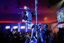 CES 2018: Pole-Dancing Robots Aim to Spice up Nerd Fest
