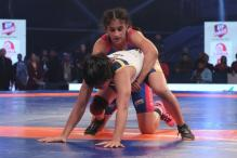 UP Dangal Clinch Second Win in Pro Wrestling League
