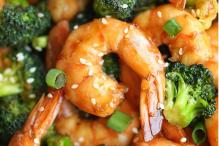 Chilly Garlic Prawn Recipe to Wipe Away your Monday Blues!