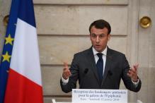 Emmanuel Macron Tells Netanyahu the Iran Nuclear Deal Must be Preserved