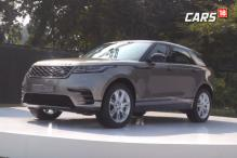 Jaguar-Land Rover Launches 2018 Range Rover Velar in India for Rs 78.83 Lakhs