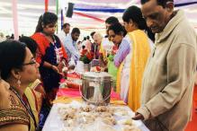 International 'Sweet Festival' in Hyderabad; Over 1,000 Varieties on Display