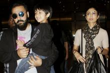 Bollywood Celebs Return Home After Celebrating New Year