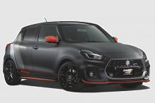 Suzuki Swift Sport Auto Salon With GSX-1000 Theme To Debut at 2018 Tokyo Auto Salon