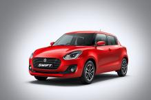 2018 Maruti Suzuki Swift Official Bookings Open for Rs 11,000