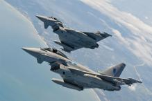 UK Scrambles Fighter Jets to Intercept Russian Bombers Over North Sea