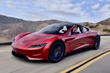 New Tesla Roadster Pictured On the Road