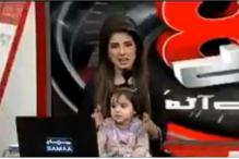 #JusticeForZainab: Pak Anchor Hosts Show With Daughter To Protest Rape And Murder Of 7-Year-Old