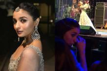 Watch: An Emotional Alia Bhatt Holds Back her Tears at Best Friend Kripa Mehta's Wedding