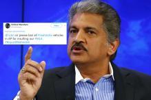 Anand Mahindra's Tweet On Telugu Star Backfires, #BoycottMahindra Trends