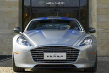 Aston Martin Planning to Make All-Electric Supercar to Take on Tesla Roadster