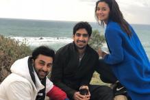 Brahmastra Begins: Alia Bhatt, Ranbir Kapoor, Ayan Mukerji Reach Israel to Prep For Film