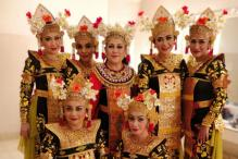 Ramayana and 'Superhero' Sita Come to Life in Indonesia's Legong Dance