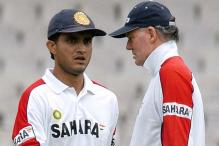 Ganguly Says His Father Wanted Him to Quit After Chappell Saga