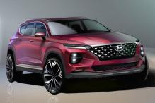 Hyundai Hopes Bigger, Revamped Santa Fe SUV Will Reverse U.S. Sales Slump